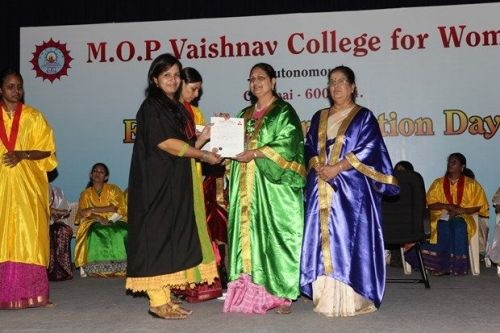 M.O.P. Vaishnav College for Women, Chennai
