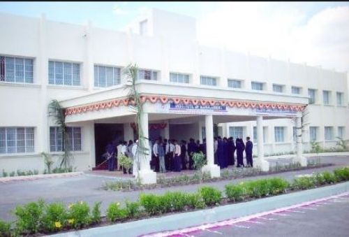 SVPM's College of Pharmacy, Pune