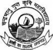 Chandra Bhanu Gupt Krishi Mahavidyala