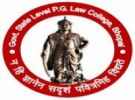 Government State Level Law PG College